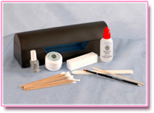 Personal Salon basic starter kit. Replace your Acrylic and Gel systems.